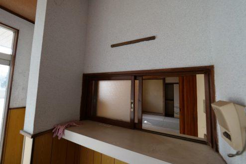 6.大型戸建スタジオ・旧ビジネスホテル|玄関窓口