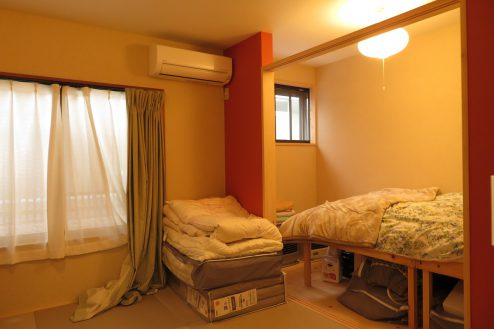 18.久地戸建て|個室