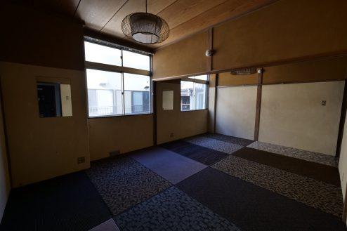 18.大型戸建スタジオ・旧ビジネスホテル|客室(大部屋)