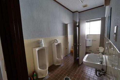 25.大型戸建スタジオ・旧ビジネスホテル|トイレ