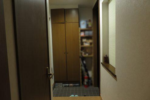 21.久地戸建て|玄関