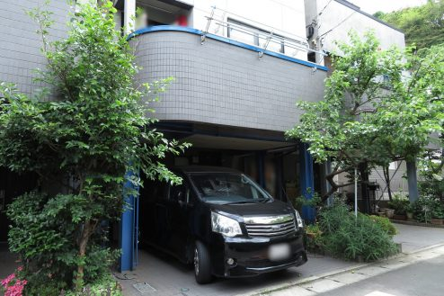 25.久地戸建て|駐車場・外観