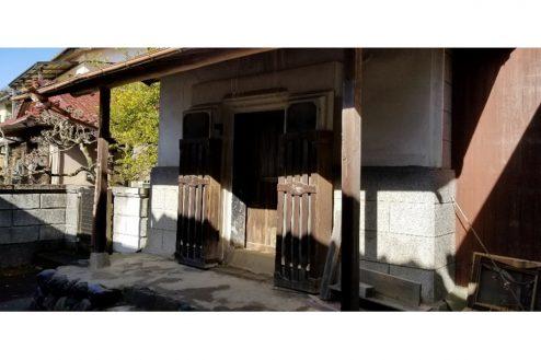 23.古民家スタジオまきのした住宅|蔵