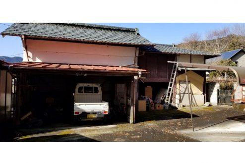 25.古民家スタジオまきのした住宅|納屋