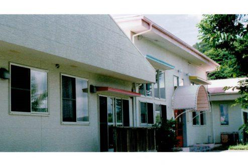 8.ゆうひが丘保育園|園舎・外観