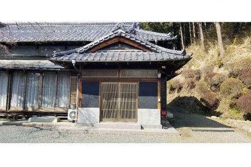 19.古民家スタジオまきのした住宅|外観・正面玄関
