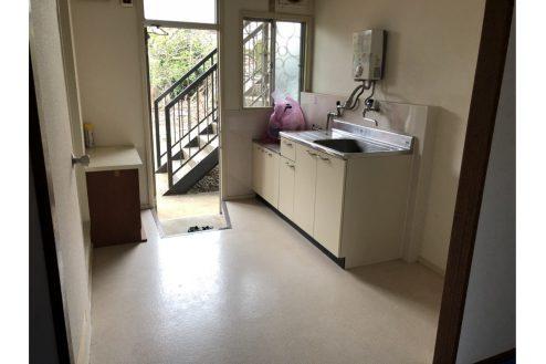 2.府中アパート|キッチン