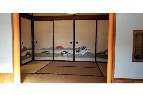 3.古民家スタジオまきのした住宅|和室