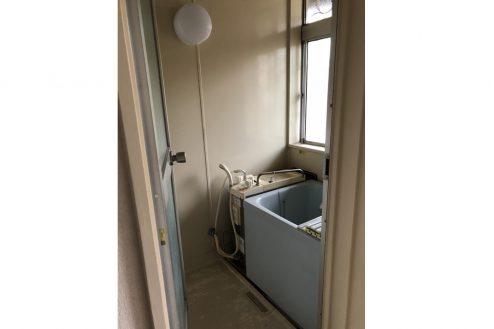 5.府中アパート|お風呂