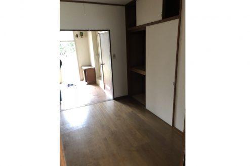 4.府中アパート|洋室
