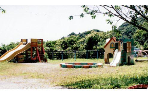 1.ゆうひが丘保育園|園庭・遊具