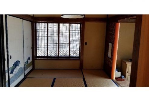 5.古民家スタジオまきのした住宅|和室