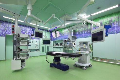 4.草加病院|手術室