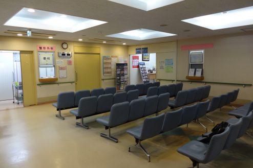 17.白中病院|待合室