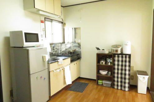 7.大泉学園アパート|室内