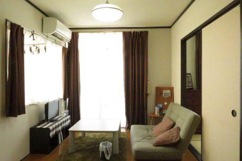 8.大泉学園アパート|室内