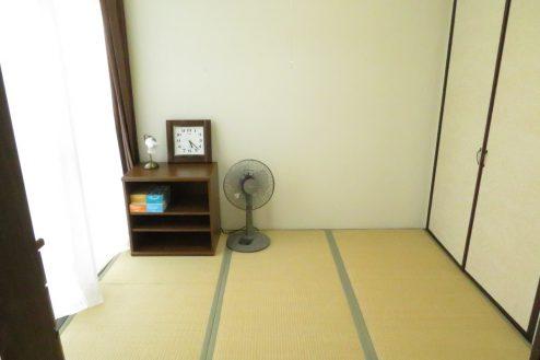 3.大泉学園アパート 室内
