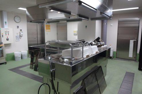 2.いろどりの国病院 病理解剖室