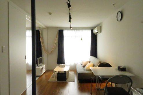 13.大泉学園アパート|室内