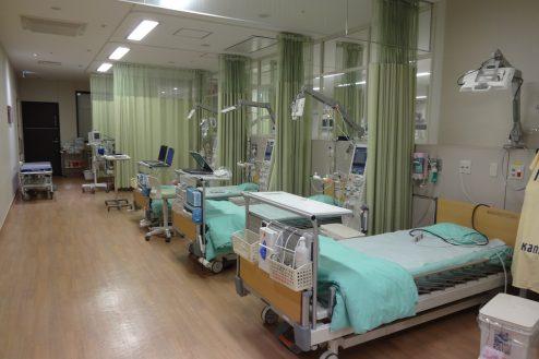 2.いろどりの国病院|人工透析室