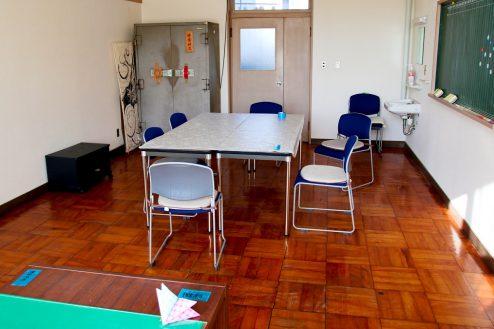 17.学校跡地スタジオ|部屋