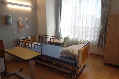 7.鶴見病院 病室(個室)