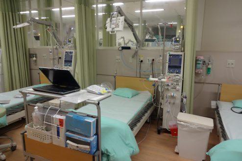 6.いろどりの国病院|人工透析室