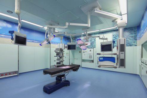 6.草加病院|手術室C