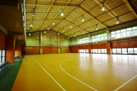 1.千葉県体育館|館内