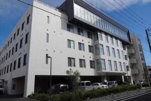 23.鶴見病院|外観
