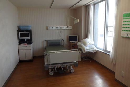 5.白中病院|病室