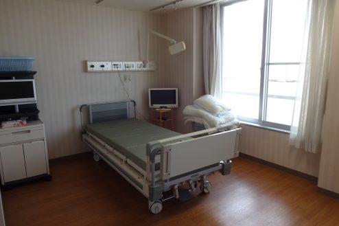 4.白中病院|病室