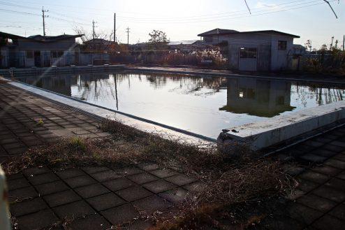22.学校跡地スタジオ|プール
