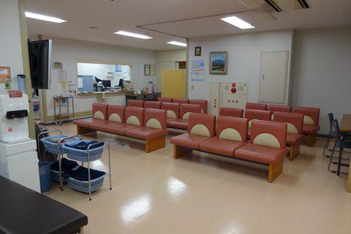 22.白中病院|待合室