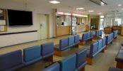 白中病院|平日・病室・人工透析・診察室・ロビー・廊下・屋上・CT・MRI