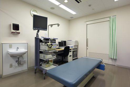 21.草加病院|内視鏡検査室