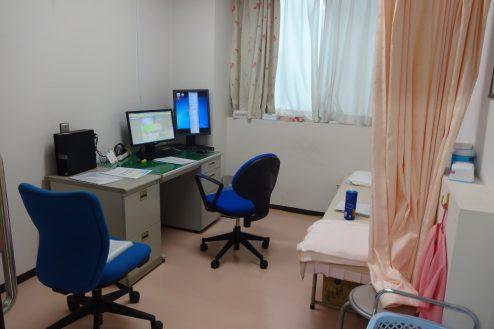 23.白中病院|診察室