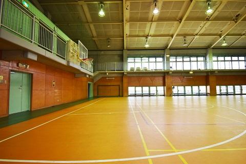 7.千葉県体育館|館内