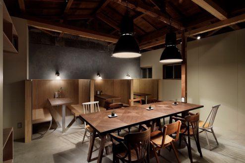 2.カフェcerchio(チェルキオ)|店内