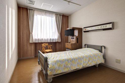 12.草加病院|病室(3階・個室Dタイプ)