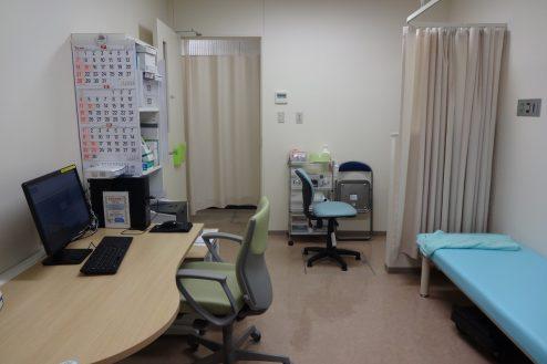 7.いろどりの国病院|診察室