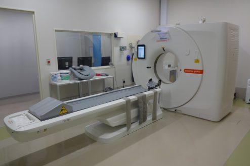 15.鶴見病院 CT室