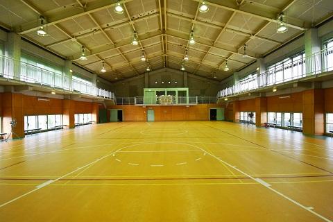 9.千葉県体育館|館内