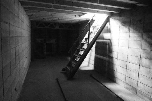10.千葉県野田の廃工場|地下室