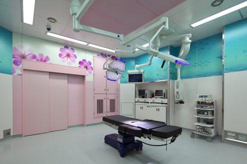 7.草加病院|手術室D