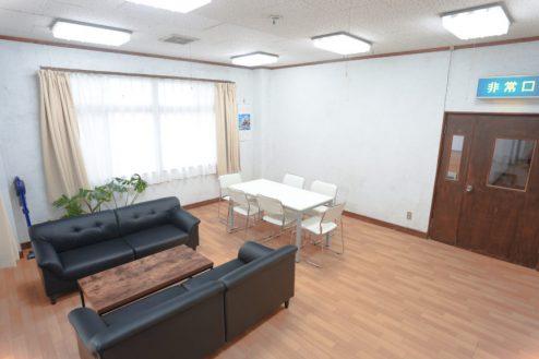 1.大型戸建スタジオ・旧ビジネスホテル|食堂・キッチン