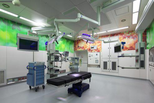 5.草加病院|手術室B