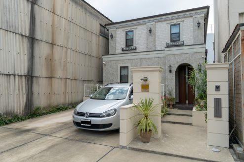 SUMIDA洋風スタジオ|ハウススタジオ・リビング・一軒家・家具・寝室・駐車場|東京