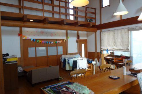 1.川崎市 日本家屋|リビング