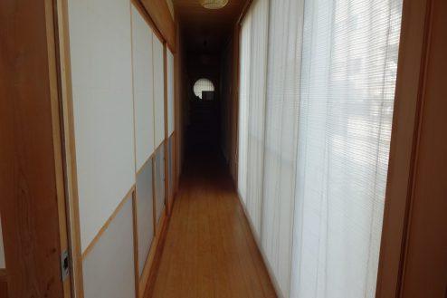 19.川崎市 日本家屋|廊下